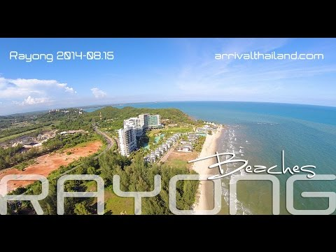 Rayong Beaches