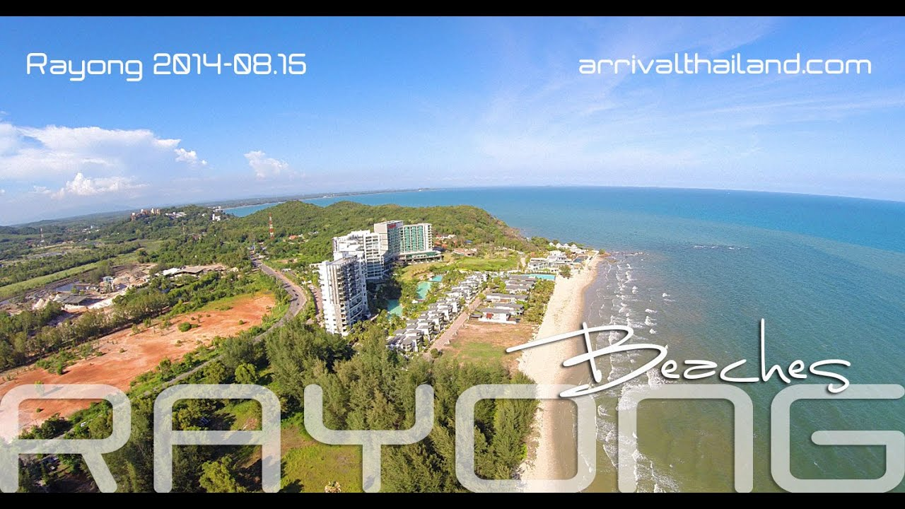 Rayong Beaches Arrival Thailand