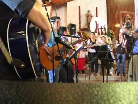 Ofrezcan los cristianos ofrendas de alabanza... - Domingo de Pascua 2013 (Frailes, Desamparados)