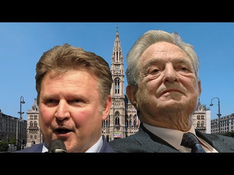 Ludwig verleiht Ehrenzeichen an George Soros!