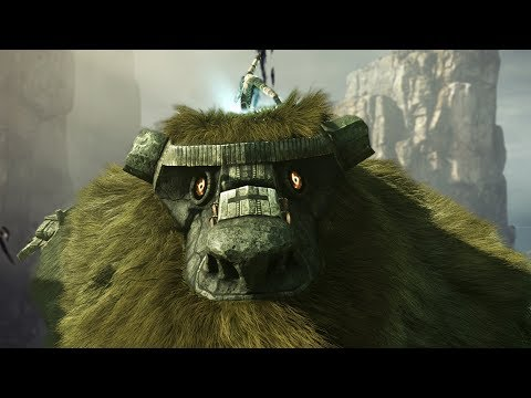 MY FAVOURITE GAME EVER IS BACK! | Shadow Of The Colossus (PS4 Remake) Part 1