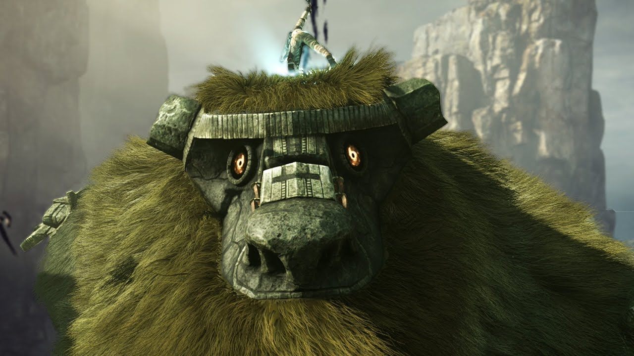 My Favourite Game Ever Is Back Shadow Of The Colossus Ps4