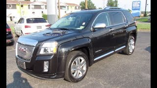 GMC Terrain Denali 2013 Videos