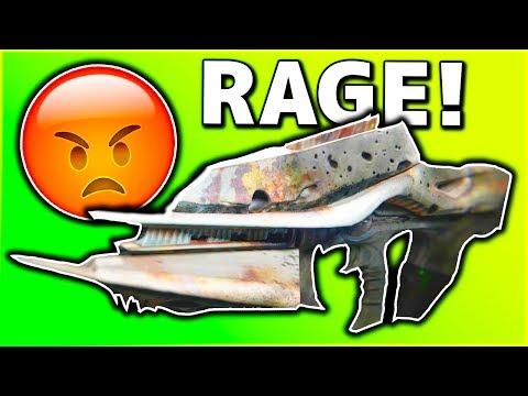 Destiny - THE WORST GUN I HAVE EVER USED! - Destiny Crucible RAGE!