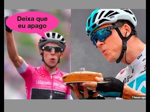 Giro D'Itália Etapa Etapa 15 - Yates apaga vela de Froome