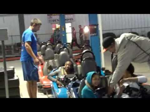 All Girls Family Ocean City Trip 2009