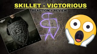 Music ProducerComposer Reacts to Skillet - Victorious ReactionReview