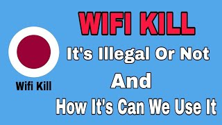 Gambar cover Wifi kill How to use it on Android device || in hindi