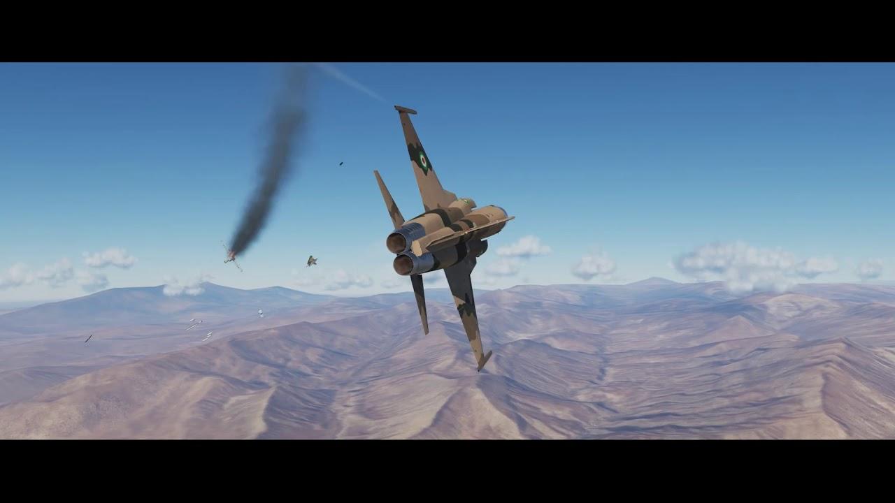 DCS Iran-Iraq War Episode 2: Interception! (MiG-21)