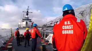 USCGC Munro Winter ALPAT 2016