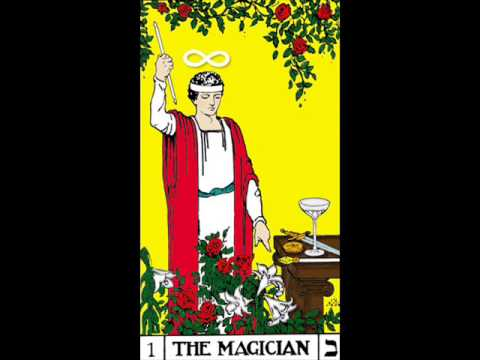 Tarot Key 1 - The Magician discussed by The Symbolic Sorcerer