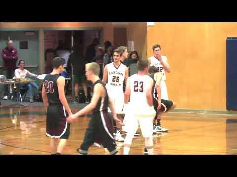 Full Game Boys Basketball: Healdsburg vs Cardinal Newman