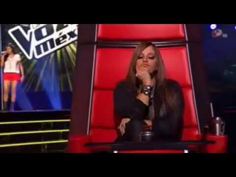 Andrea Bayardo- No te pido Flores- La Voz Mexico 2