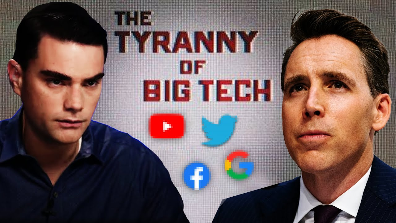 How Conservatives Can Fight Back Against Big Tech Censorship (w/Sen. Josh Hawley)