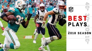 Best Play of Every Week Through Week 17 | 2018 NFL Season Highlights