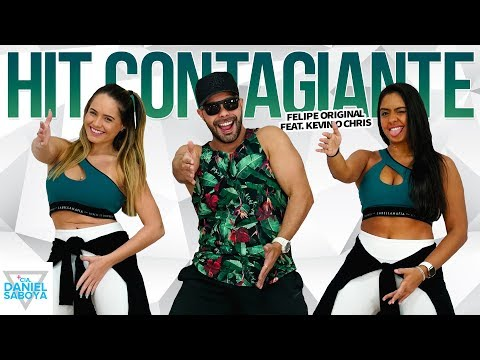 Hit Contagiante - Felipe Original feat. Kevin O Chris - Cia.