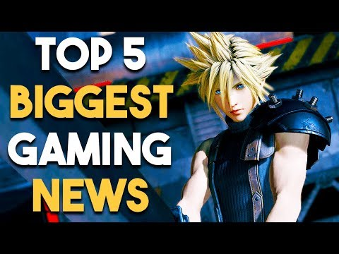 Top 5 BIGGEST Game Stories of the Week (BEST Gaming News This Week)
