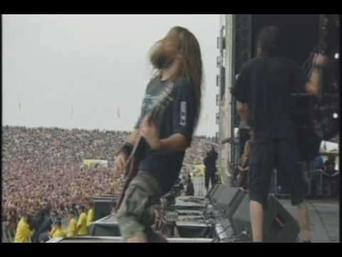 Lamb Of God - Blacken The Cursed Sun -Live At Download- HIGH DEFINITION