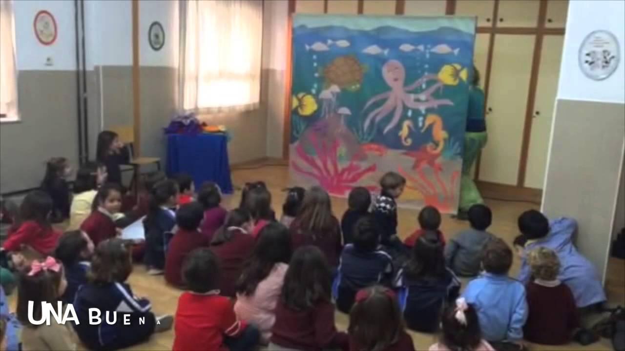Proyecto Interdisciplinar Sobre El Agua En Educación Infantil Youtube
