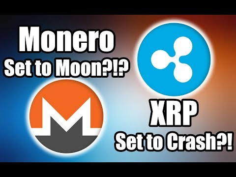 Monero Headed to $18k!? Ripple's XRP Primed for 97% Crash!? [Bitcoin/Cryptocurrency News]