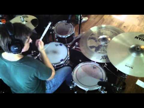 Todd Rundgren - Bang the Drum All Day [Drum Cover]