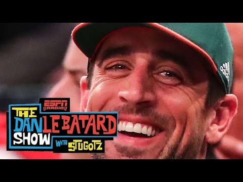 Aaron Rodgers Shuts Down Dan Le Batard On Accuracy | ESPN Archives