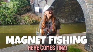 #MagnetFishing #032 Here Comes Tina!