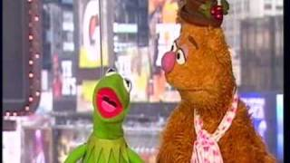 Sarah Interviews Kermit The Frog And Fozzie Bear