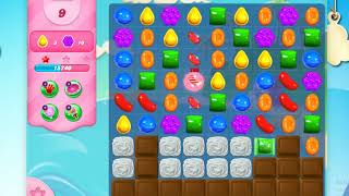 Candy Crush Saga in Facebook level 127,Game