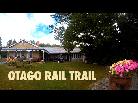 Cycling the Otago Rail Trail - New Zealand - Travel Guide