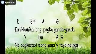KISAPMATA lyrics with chords