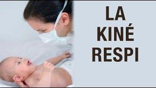 Bronchiolite : la kiné respiratoire en images