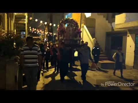 Fiesta de santa Rosa de Lima y aniversario del progreso sjm