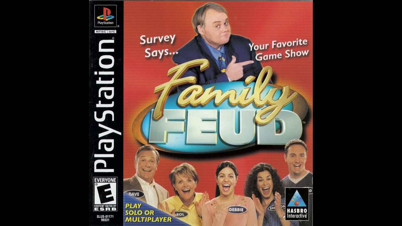 Download Breezy Saturday Family Feud PlayStation Marathon: Season #5, Episode #5 (Part 2)