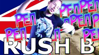 Русский парень сочинил английский рэп
