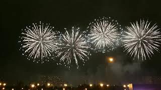 🇫🇷🇫🇷Фестиваль фейерверков в Москве 18.08.19 Франция🇫🇷🇫🇷 завершение V Международного фестиваля