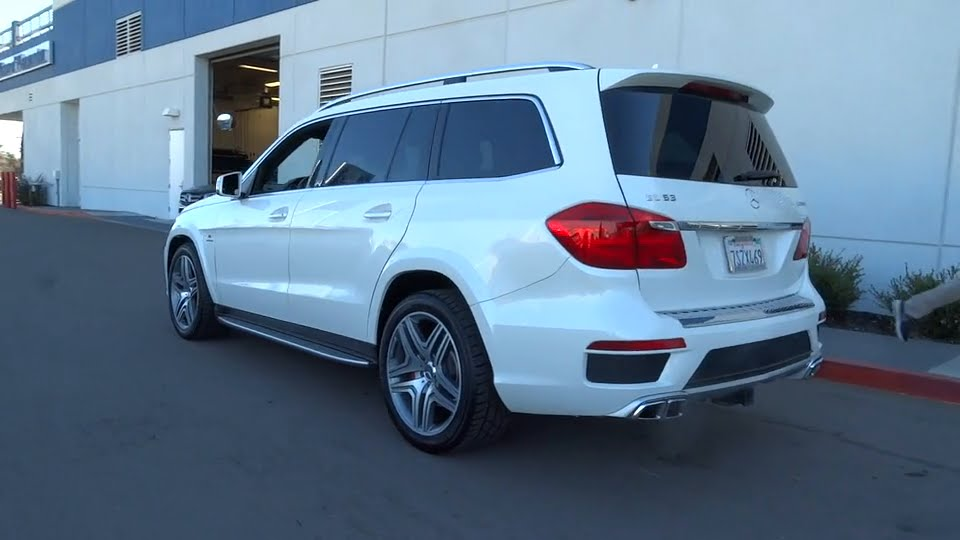 2014 mercedes benz gl class pleasanton walnut creek for Mercedes benz of pleasanton