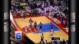 Isiah Thomas 1990 Finals MVP Top 10 Plays