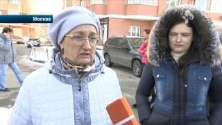 Управляющие компании развязали ночную войну в жилом доме в Москвы