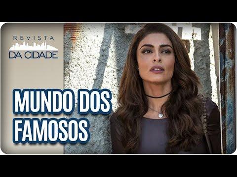Juliana Paes, Paolla Oliveira E Chay Suede - Revista Da Cidade (12/12/2017)