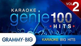 KARAOKE BIG HITs : คาราโอเกะเพลงฮิต Vol.2 (Genie 100 Hits)