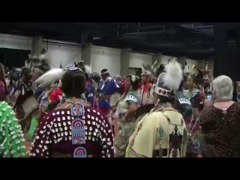 Grand Entry Pt 2 - Choctaw PowWow