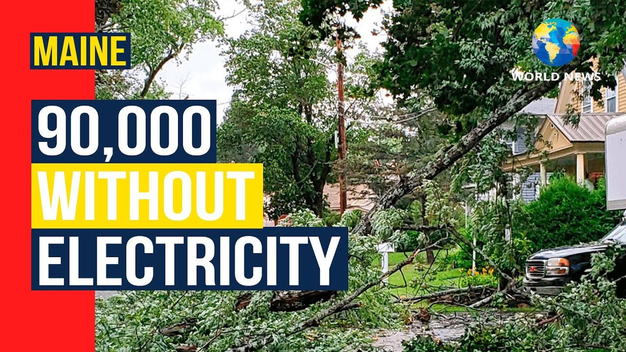 More than 180000 Eversource customers in state without power