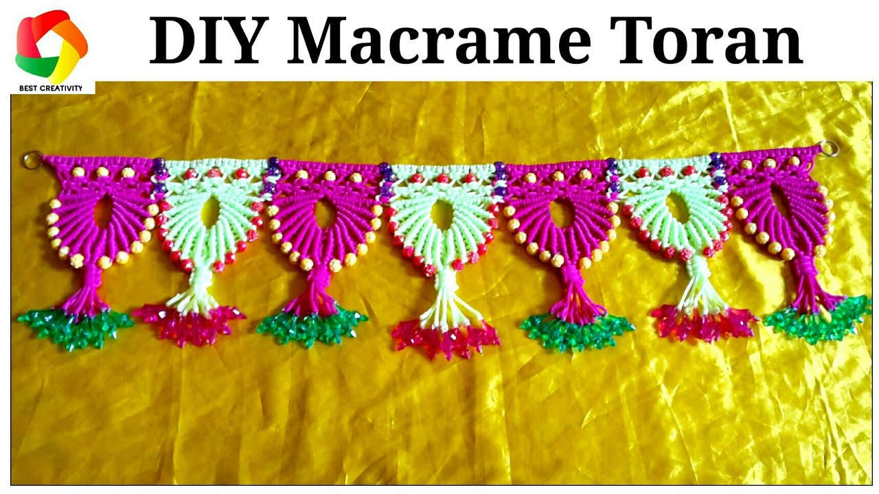 Macrame New Design