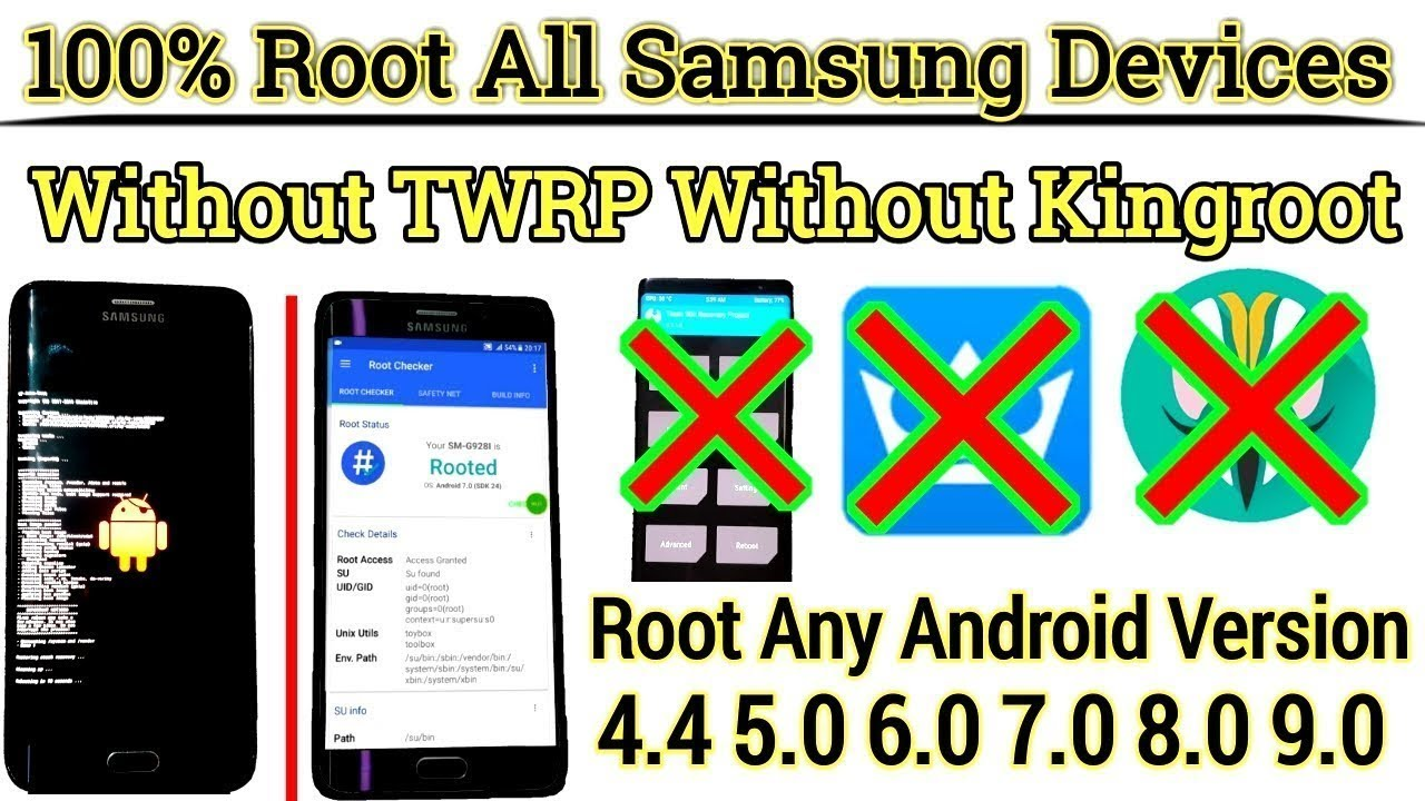 All Samsung Mobile Root With Eft Dongle Crack No Need Twrp Magisk SuperSu  Odin Etc