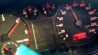 Audi A3 1.9 TDI 90 cv accélération
