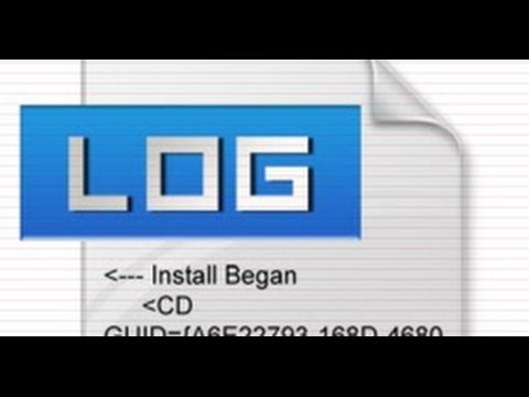 Linux How To view Log Files