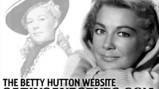 Betty Hutton - Hit The Road To Dreamland (1956)