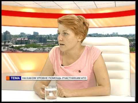 Время Людмилы Мельничук. Геннадий Дашко, Инна Лукьяненко (08 08 16)