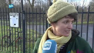 Burgemeester wil gekraakt Fort bij Velsen ontruimen, krakers willen in dialoog